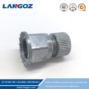 High and Low Pressure Machine Parts Magnesium Zinc Aluminium Die Casting Manufacturers