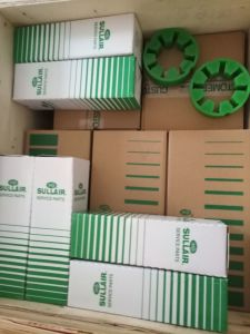 Sullair Air Compressor Parts (air filter, oil filter, fuel filter, pressure gauge, lubricant, valve, motor etc) pictures & photos