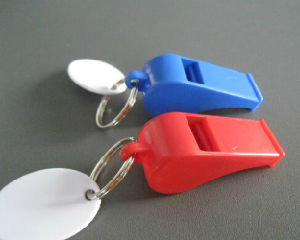 OEM New Design Plastic Whistles pictures & photos