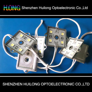 SMD5050 LED Module DC12V 0.96W Four SMD Module pictures & photos