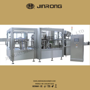 8000b/H Full Automatic Carbonated Drinks Filling Machine pictures & photos