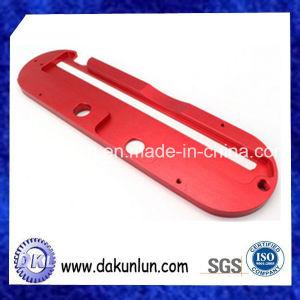 CNC Machining Aluminum Deep Processing of Red Aluminum Parts pictures & photos