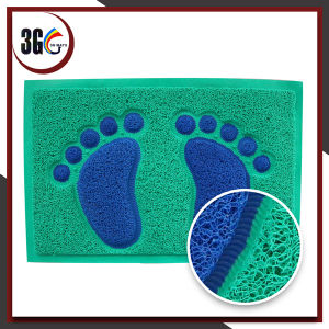 Non Slip PVC Foot Door Mat pictures & photos