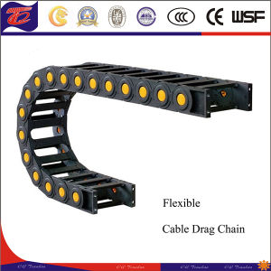 Engineering Plastic Energy Cable Drag Chain pictures & photos