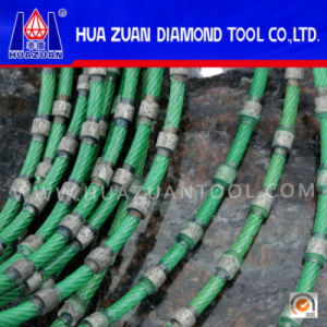 High Efficiency Diamond Wires Saw for Granite Cutting pictures & photos