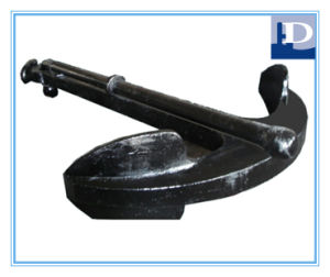 China Manufacturer High Quality Stockless AC-14 Hhp Anchor for Marine pictures & photos