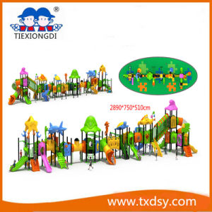 Factory Price China Popular Kindergarten Customized Outdoor Playgournd pictures & photos