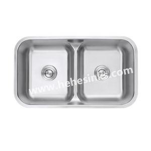 New Design 8247 Stainless Steel Sink, Kitchen Sink, Wash Sink pictures & photos