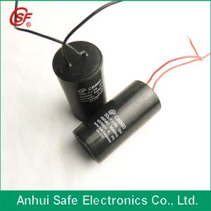 Low Loss 35UF 250VAC Water Pump Cbb60 Capacitor pictures & photos