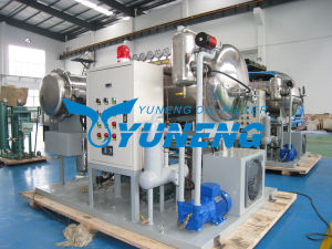 High Vacuum Steam Turbine Oil Filtration Systems pictures & photos