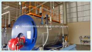 Fuel Gas/Diesel/Heavy Oil 360bhp Steam Boiler pictures & photos