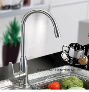 Single Lever Pull out Kitchen Faucets pictures & photos