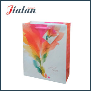 Custom Matte Lamination High End Cheap Art Paper Gift Bag pictures & photos