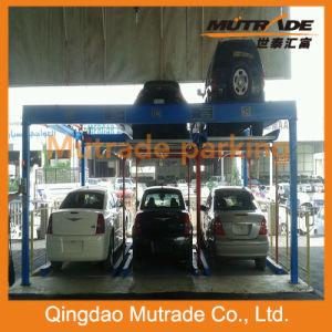 CE Certified Lift-Sliding Puzzle Parking Automatic Parking System pictures & photos