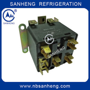 High Quality Universal Potential Relay for Refrigerator pictures & photos