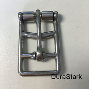 Dr-Z0250 Steel Buckles with Grooved pictures & photos