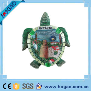 3D Magnet Decorative Fridge Thailand Elephant Head Resin Souvenir / Gift pictures & photos