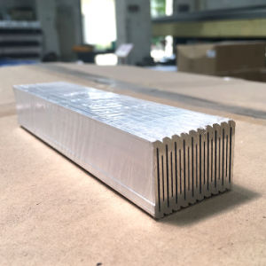 Extruded Aluminium Bar for SIM Card Tray pictures & photos