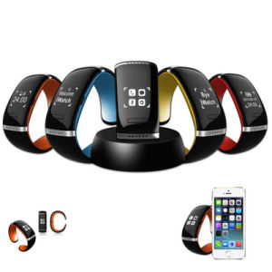 Gelbert New Product Bluetooth Smart Watch Bracelet for Mobile Phone pictures & photos