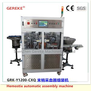 Hemostix Automatic Assembly Machine pictures & photos