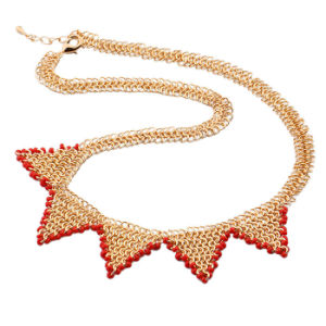 Fashion Luxury Ancient Royal Gold-Plated Jewelry Necklace or Chain -40935 pictures & photos