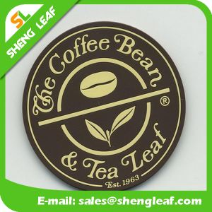 Householder Custom Silicone Coaster for Promotional Gifts (SLF-RC015) pictures & photos