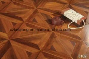 German Technology HDF Glossy Waterproof Locking Laminate Flooring