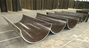 Film Faced Shuttering Birch Plywood pictures & photos