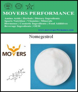 High Quality Steroid Nomegestrol 99% Sports Supplement pictures & photos