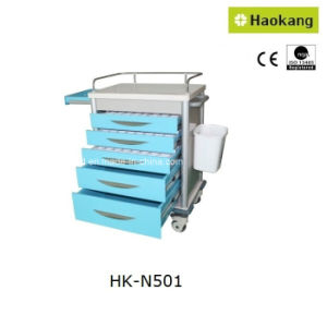 Medical Equipment for Hospital Drug Delivery Trolley (HK804) pictures & photos