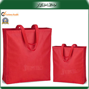 Eco Wholesale Factory Making Quality Tote Canvas Bag pictures & photos