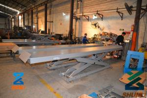 3500kg Platform Auto Lift for Car, Truck (SHL-Y-J-35P) pictures & photos
