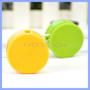 Silicone Cord Organizer Mini Cable Clip Cord Winder Cable Holder Universal Earphone Cord Crganizer pictures & photos