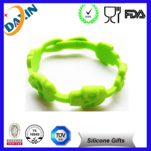 Fast Delivery Custom Cheap Silicone Rubber Wristband pictures & photos