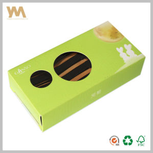 Eco-Friendly Art Paper Cake Gift Paper Box pictures & photos