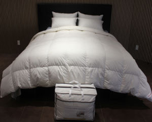 Luxury 800 Filling Power White Goose Down Quilt