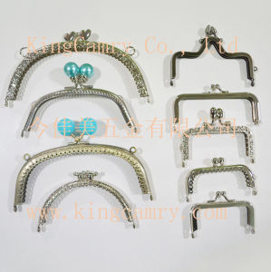 Purse Frame Clutch/Purse Frame Clutch Clip/Clutch Bag Metal Frame pictures & photos