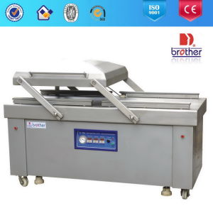 Automatic Vacuum Packager with Double Chamber pictures & photos