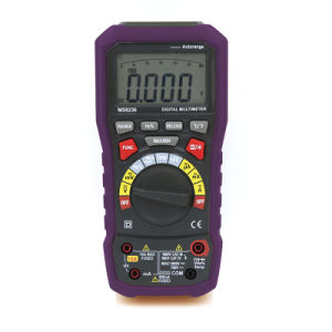 True RMS Digital Multimeter Ms8236 pictures & photos