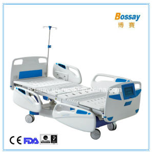 Hospital ICU Multi-Function Electric Bed pictures & photos