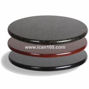 Commercial Restaurant Granite Stone Table Top (St-403) pictures & photos