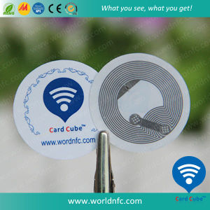 Cheap Paper RFID Tags NFC Sticker Price pictures & photos