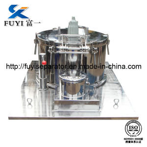 Low Price Centrifugal Cooking Oil Filter Machine for Separating Impurity pictures & photos