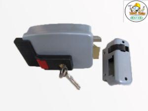 12VDC High Security Standard Electric Rim Lock for Single Door