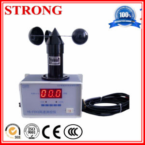Wind Anemometer for Tower Crane pictures & photos