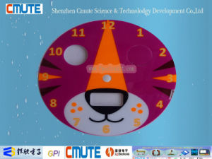 Clock Use Digital Print PC Graphic Overlay pictures & photos