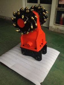 Horizontal Hydraulic Drum Cutter Made in China pictures & photos