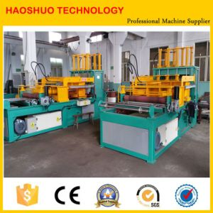 Hot Sale 2016 Haoshuo Roofing Roll Forming Machine Corrugated Fin Forming Machine pictures & photos