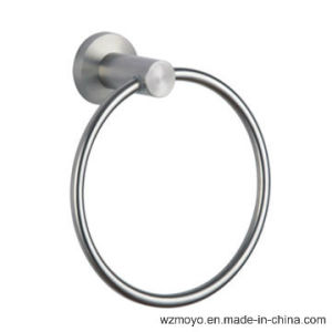 Stainless Steel Towel Ring for The Bathroom pictures & photos