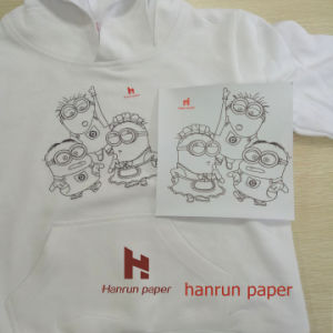 No Cut Self Weeding Heat Transfer Paper for Cotton Fabric pictures & photos